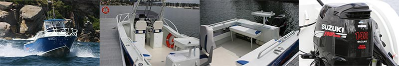 Center Console Vessels